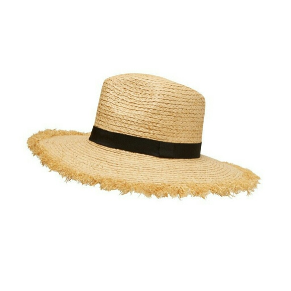 232d7d7b Zara Accessories | Straw Hat 4th Of July Sale | Poshmark