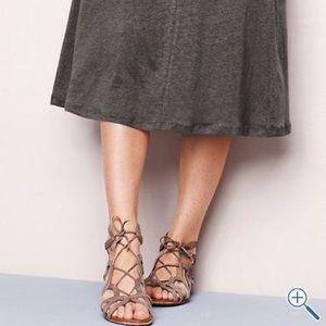7d0338575e18 Gentle Souls Shoes - Gentle Souls  Break My Heart  Gladiator Sandals