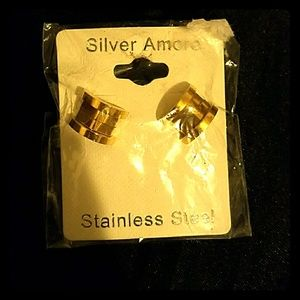 Amore Pacific Jewelry - Stainless steel earings