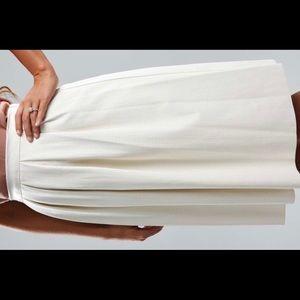 Potter's Pot Dresses & Skirts - NWT Midi Skirt in Eggshell