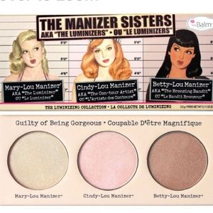 TheBalm Other - TheBalm The Manizer Sisters Pallete
