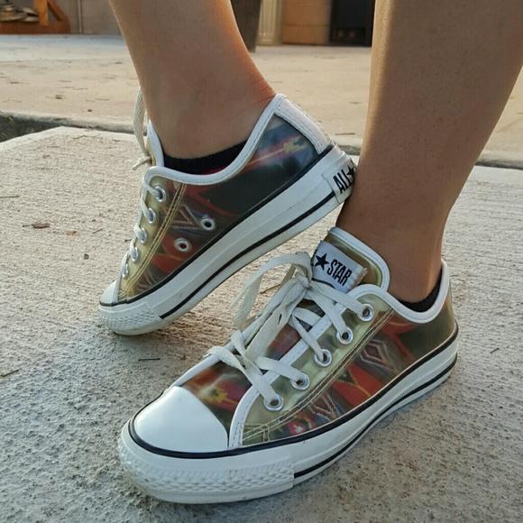 30940b4586bb7b Converse Shoes - Clear Converse shoes