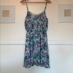 Everly Floral Tank Dress