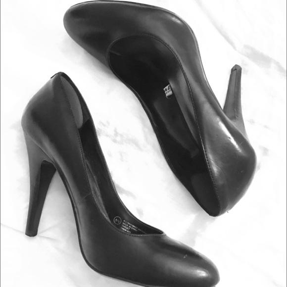 Target Shoes | Black Heels Target Size