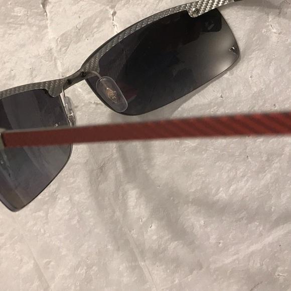 928ae0c934 Ray Ban Chromance Sunglasses Carbon Fiber