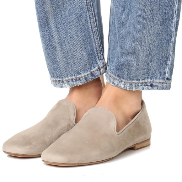 d01a1423020 Vince Bray Suede Woodsmoke Loafers. M 5940a4f47f0a05395e003691