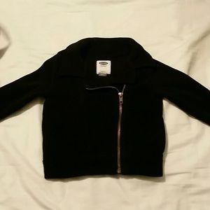 f14dba0c2 Fleece Old Navy moto jacket 18-24 month