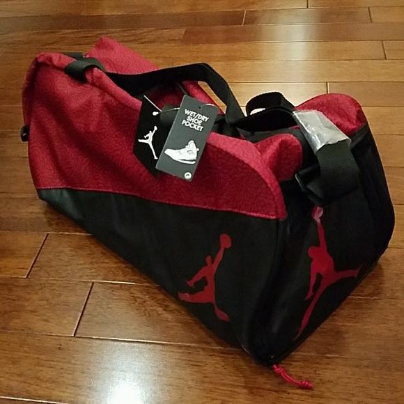 7e9f8f39f4b7ba Men s Jordan Gym Bag