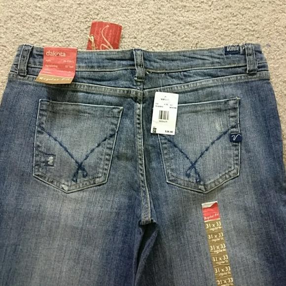 Vanity Pants: Vanity Women's Jeans Flare Size