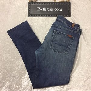 7 For All Mankind Denim - 7 for all Mankind Joyce Jeans size 30
