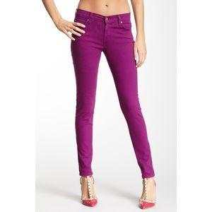 James Jeans Denim - NWT James jeans twiggy violet skinny jeans