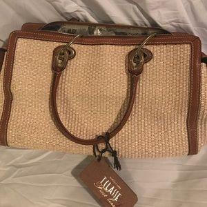 Alviero Martini Handbags - Authentic Alviero Martini weekend bag