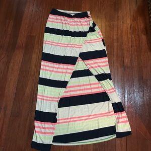 Loveappella Dresses & Skirts - Maxi Skirt with Slit