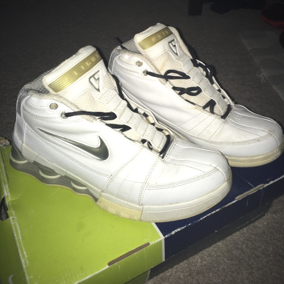 huge discount e98a4 78058 ... Nike Shoes Shox Ups Poshmark ...