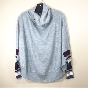Smartwool Other - Smartwool Nokoni Striped Poncho Sweater size S/M