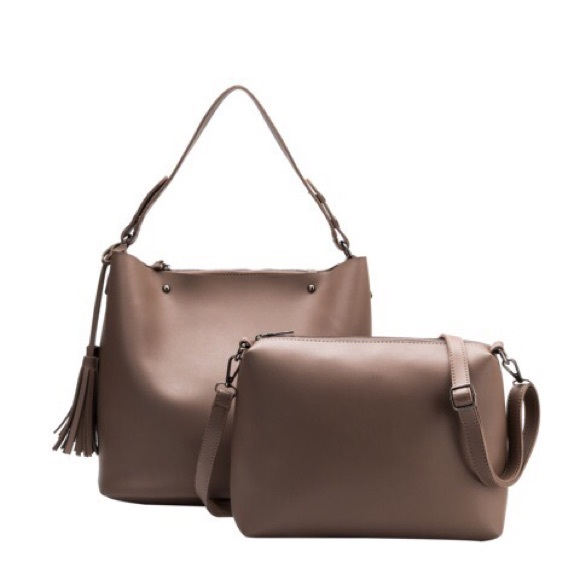 Niccola Shoulder Bag - Melie Bianco db7f19d58d2ee