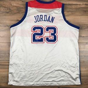 Reebok Other - Reebok Michael Jordan Bullets Jersey