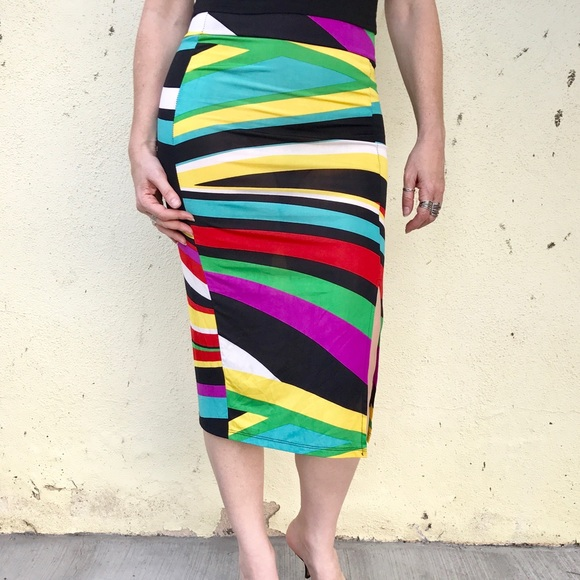 Find multi colored pencil skirt at ShopStyle. Shop the latest collection of multi colored pencil skirt from the most popular stores - all in one.