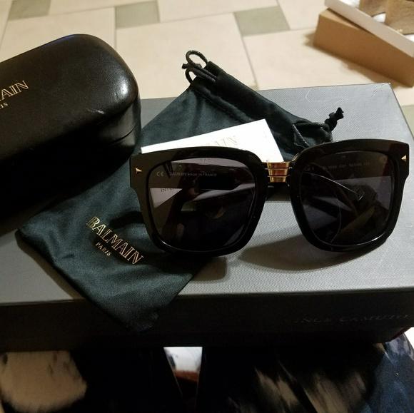 b84a0187213 Balmain Accessories - BALMAIN shades MORE PHOTOS