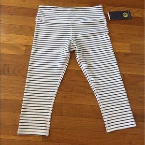 lululemon athletica Pants - Quite Stripes Yoga Pants