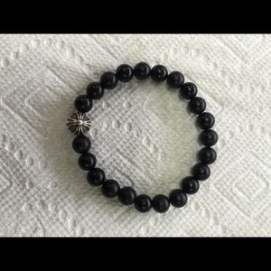 Chrome Hearts Other - CH 8mm beads bracelet