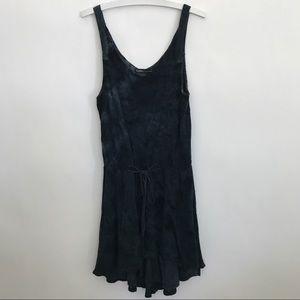 Gypsy 05 Dresses & Skirts - Gypsy05 Knit Tank Tie Dye Black Blue Dress