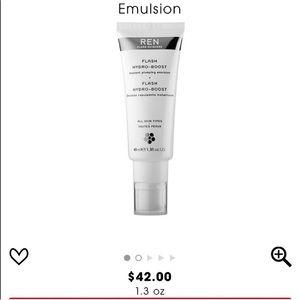 REN Makeup - 🆕 REN Flash Hydro Boost plumping emulsion sample