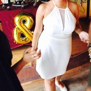 Teeze Me Dresses & Skirts - Formal White Dress