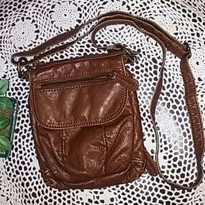 none Handbags - Just In💕Small Brown crossbody