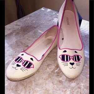 Shoes - Cool cat loafers.