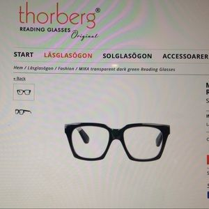 12462243a35a thorberg Accessories - Thorberg Reading Glasses 2.0