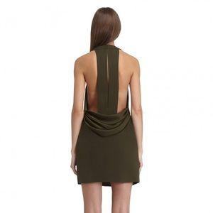 AQ/AQ Dresses & Skirts - Aqua Raelyn Halterneck Mini Dress