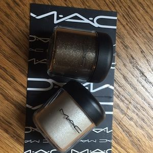MAC Cosmetics Other - LIMITED EDITION REFLECTS ANTIQUE GOLD GLITTER JAR