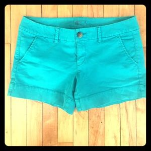 American Eagle Outfitters Pants - Teal shorts from American Eagle