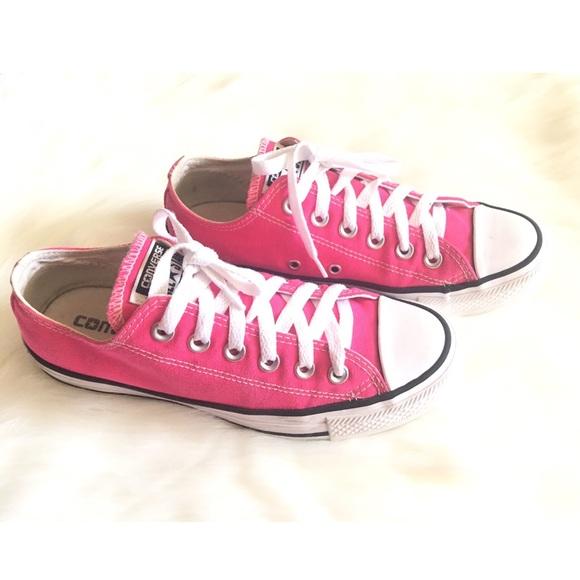844a4990cfaf12 Converse Shoes - Converse Chuck Taylor Cosmos Pink🌸