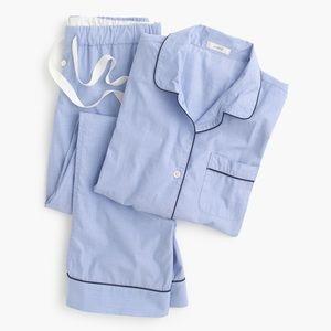 J. Crew Other - SUPER CUTE j. crew vintage pajama set size S