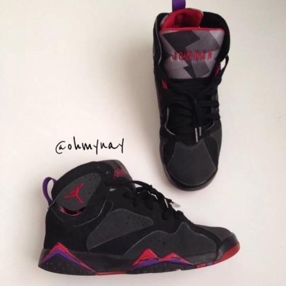 buy online c6f6e 96a53 Air Jordan Other - CLEARANCE ❗️Nike Jordan VII 7 Retro DMP Raptor