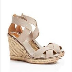 Tory Burch Shoes - Tory Burch wedges tan and brown