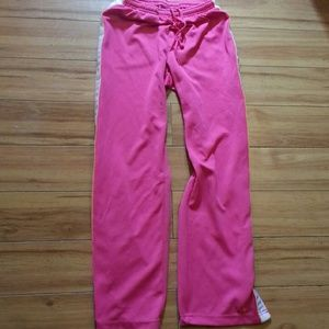 Active Life Pants - Pink sports active  pants with  pockets