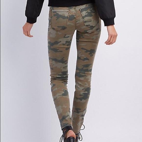 132df0ada Jeans | Refuge Skin Tight Legging Camo | Poshmark