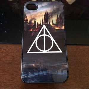 ETSY Accessories - Harry Potter iPhone 4 Phone Case