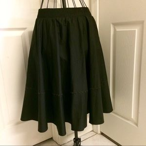Plus-size VINTAGE circle skirt 