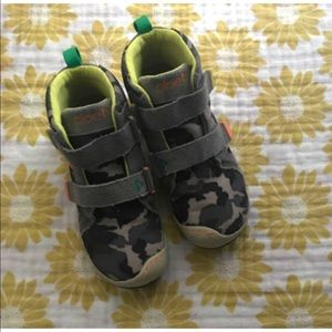 PLAE Other - Plae camo booties