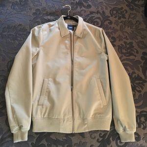 ASOS Other - Men's Asos lightweight tan collared jacket