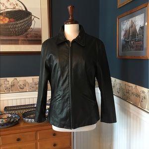 Wilsons Leather Jackets & Blazers - Wilsons Leather Jacket Size Large