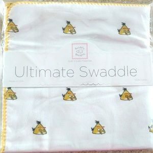 Swaddle Designs Other - New! Angry bird Swaddle Blanket