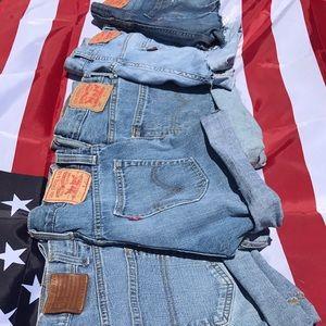 Levi's Pants - Vintage Shorts For Sale!! All Sizes!