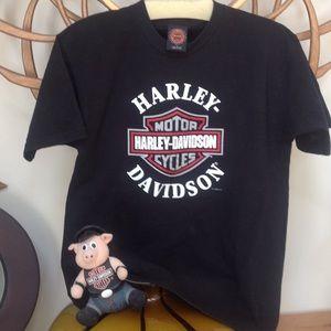 Harley-Davidson Other - HARLEY DAVIDSON OfficialLicenced 100%Cotton TShirt