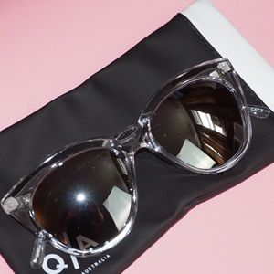 Quay Australia Accessories - Brand New Quay Isabell Sunglasses Clear 😎