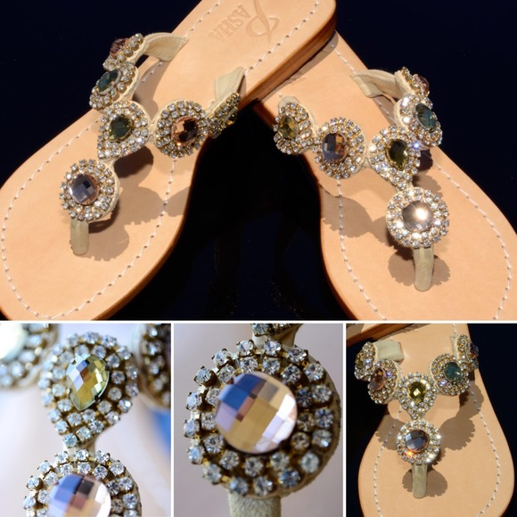 f28f5add9 Gorgeous Jewelry Shoes Pasha MYLOS
